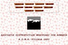 Asociatia Distroficilor Muscular din Romania - ADMR