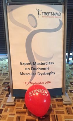 Expert Masterclass on Duchenne Muscular Dystrophy 2016